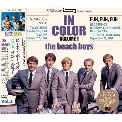 画像1: BEACH BOYS IN COLOR VOLUME 1 DVD
