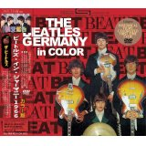 THE BEATLES 1966 GERMANY in COLOR 2DVD