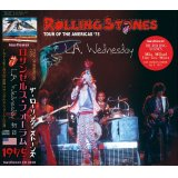 THE ROLLING STONES 1975 L.A. WEDNESDAY 2CD