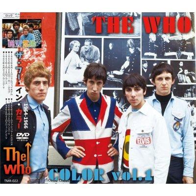 画像1: THE WHO IN COLOR Vol.1 DVD