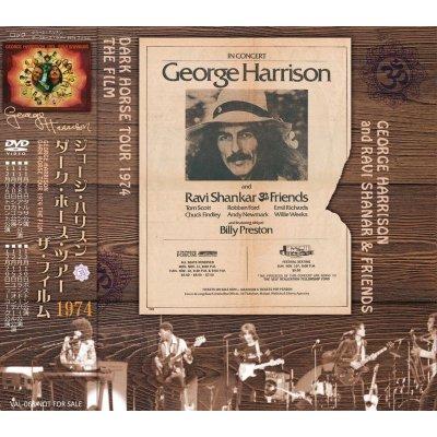 画像1: GEORGE HARRISON 1974 DARK HORSE TOUR THE FILM DVD