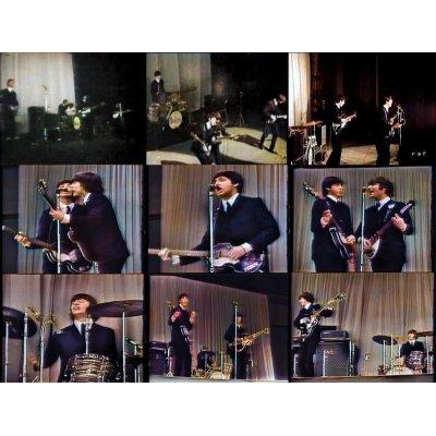 画像3: THE BEATLES LIVE IN PARIS 1964&1965 IN COLOR DVD