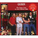 QUEEN 1980 THE GAME TOUR IN SAN DIEGO 2CD