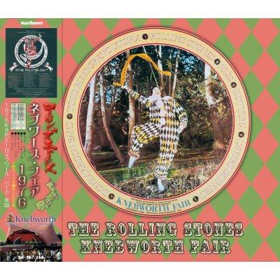 画像1: THE ROLLING STONES 1976 KNEBWORTH FAIR 2CD
