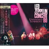 LED ZEPPELIN 1980 UNFINISHED SYMPHONY 2CD